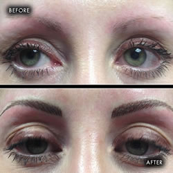 Hair stroke Brows - Forever Young - Semi Permanent Make Up Northern Ireland by Emma Jardine