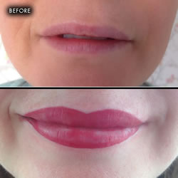 Lip Line and Blush - Forever Young - Semi Permanent Make Up Northern Ireland by Emma Jardine